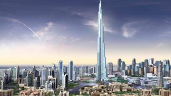 Cityscapes burj khalifa wallpaper