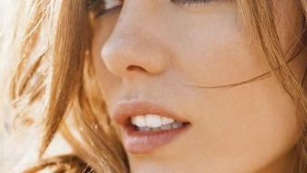 Close-up kate beckinsale faces wallpaper