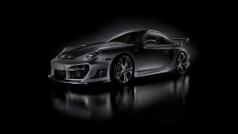 Dark Porsche Gt Street Racing Hdtv 1080p Hd Wallpaper
