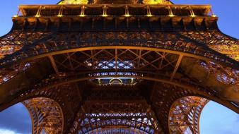 Eiffel tower paris france wallpaper
