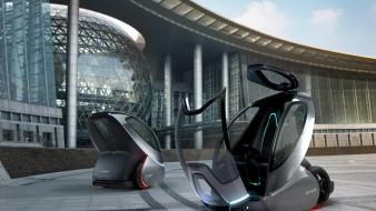 Gm En V Concept Future Car Wallpaper