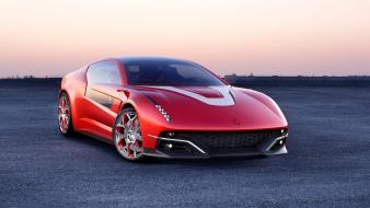 Italdesign Giugiaro Brivido Concept Car Wallpaper