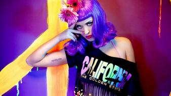 Katy perry california colors wallpaper