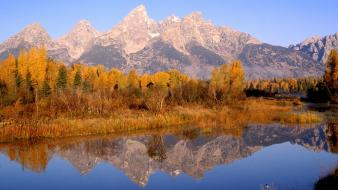 Landscapes wyoming grand teton national park wallpaper