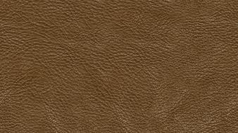 Light leather brown textures wallpaper