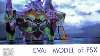 Mecha neon genesis evangelion eva unit 00 wallpaper