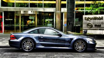 Mercedes-benz black series mercedes benz sl 65 wallpaper