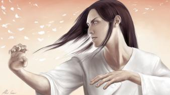 Naruto: shippuden artwork hyuuga neji wallpaper