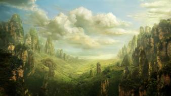 Nature fantasy art artwork wallpaper