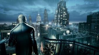New york city hitman absolution agent 47 wallpaper