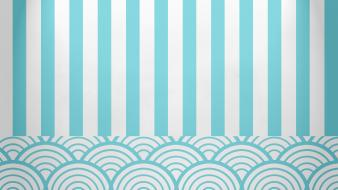 Patterns stripes tsuritama wallpaper