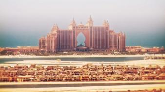 Sand atlantis dubai united arab emirates hotels sunny wallpaper