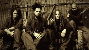 Static static-x industrial music wallpaper