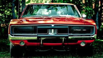 Tuning collectors dodge charger headlights tire tracks wallpaper