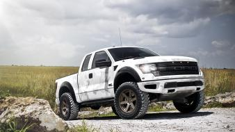 4x4 ford f150 svt raptor suv automobiles cars wallpaper