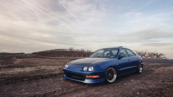 Acura integra honda cars vehicles Wallpaper