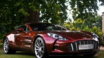 Aston martin one77 british wallpaper