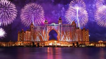 Atlantis dubai the palm jumeirah hotels wallpaper