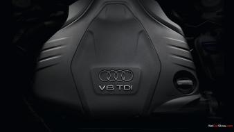 Audi cars engines Wallpaper