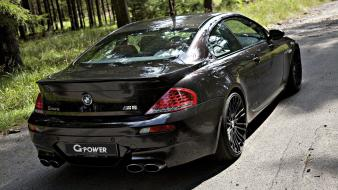 Bmw m6 g power black forests tuning Wallpaper