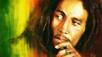 Bob marley men musicians rasta rastafari wallpaper
