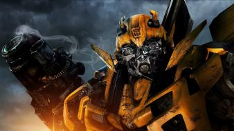 Bumblebee transformers movies wallpaper