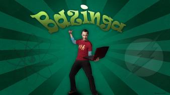 Cooper the big bang theory tv bazinga wallpaper