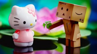 Danboard hello kitty clover wallpaper