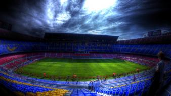 Fc barcelona hdr photography barça black cule wallpaper