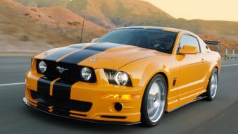 Ford mustang automobiles cars engines luxury sport wallpaper