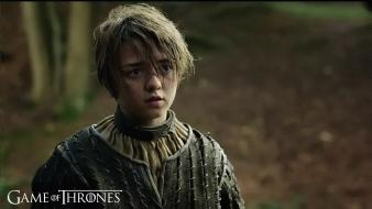 Game of thrones house maisie williams actress Wallpaper