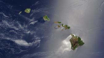 Hawaii nasa outer space spaceships Wallpaper