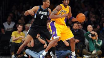 Los angeles lakers minnesota timberwolves nba basketball wallpaper