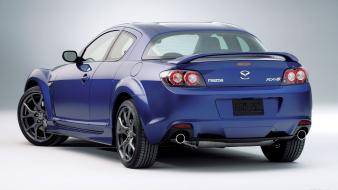 Mazda rx3 rx8 cars Wallpaper