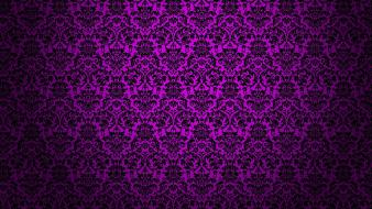 Patterns simple background violet Wallpaper