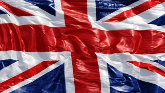 Union jack united kingdom flags wallpaper