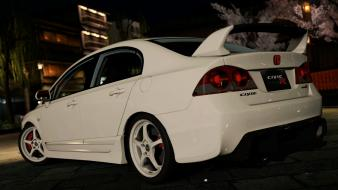 2008 gran turismo 5 honda civic type r wallpaper