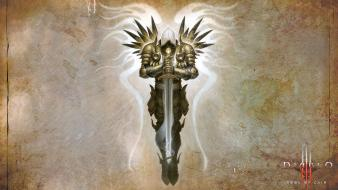 Archangel tyrael blizzard entertainment diablo iii wallpaper