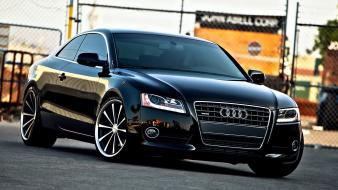 Audi a5 cars tuning wallpaper