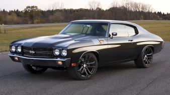 Chevrolet chevelle ss cars muscle wallpaper