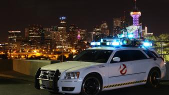 Denver dodge magnum ghostbusters wallpaper