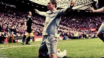 Fernando torres liverpool soccer wins wallpaper