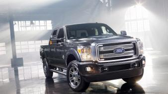 Ford f250 cars pickup trucks wallpaper