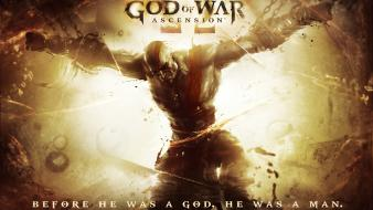 God of war 4 war ascension kratos Wallpaper