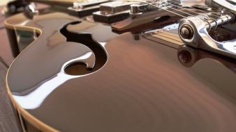 Guitars music wallpaper