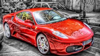 Hdr photography cars wallpaper