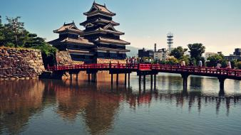 Japanese architecture wallpaper