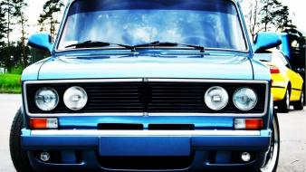 Lada 2106 russians automobiles cars old wallpaper