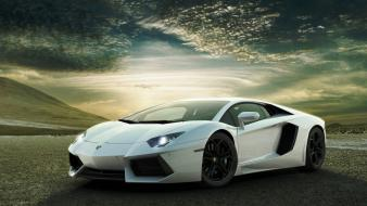 Lamborghini aventador cars supercars wallpaper