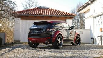 Loder1899 range rover evoque red wallpaper